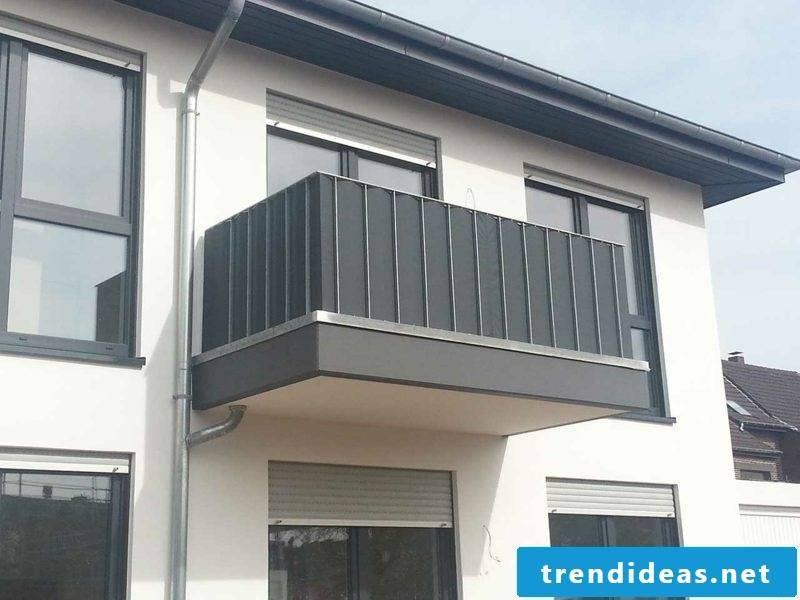 Balcony paneling modern ideas plastic