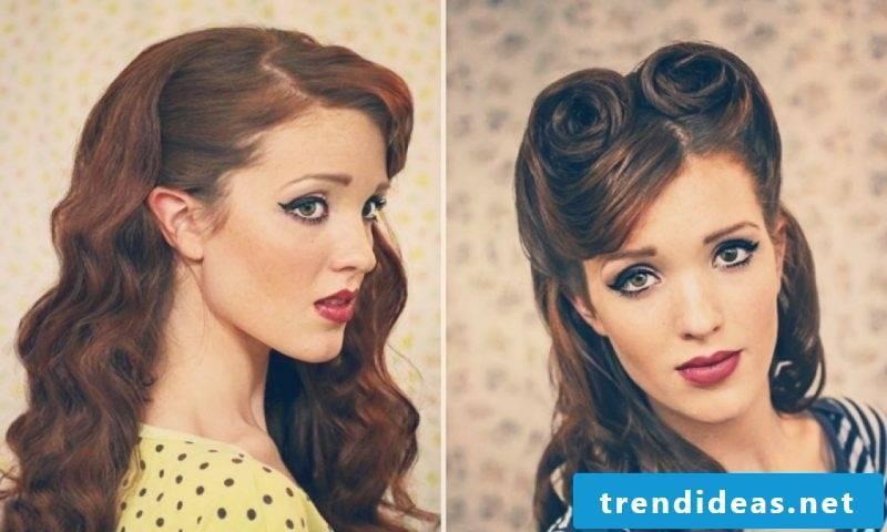 pin-up hairstyles-bandana