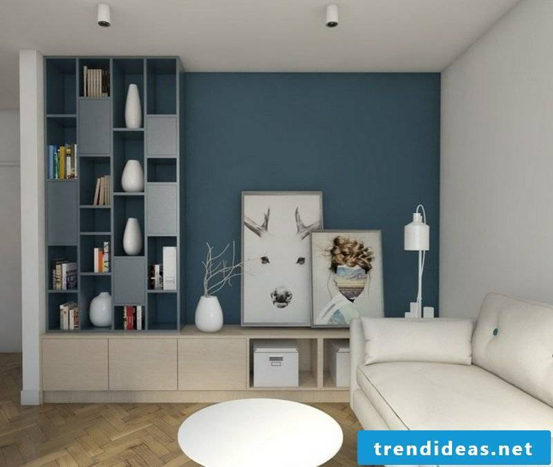 Wall painting living room accent wall painting