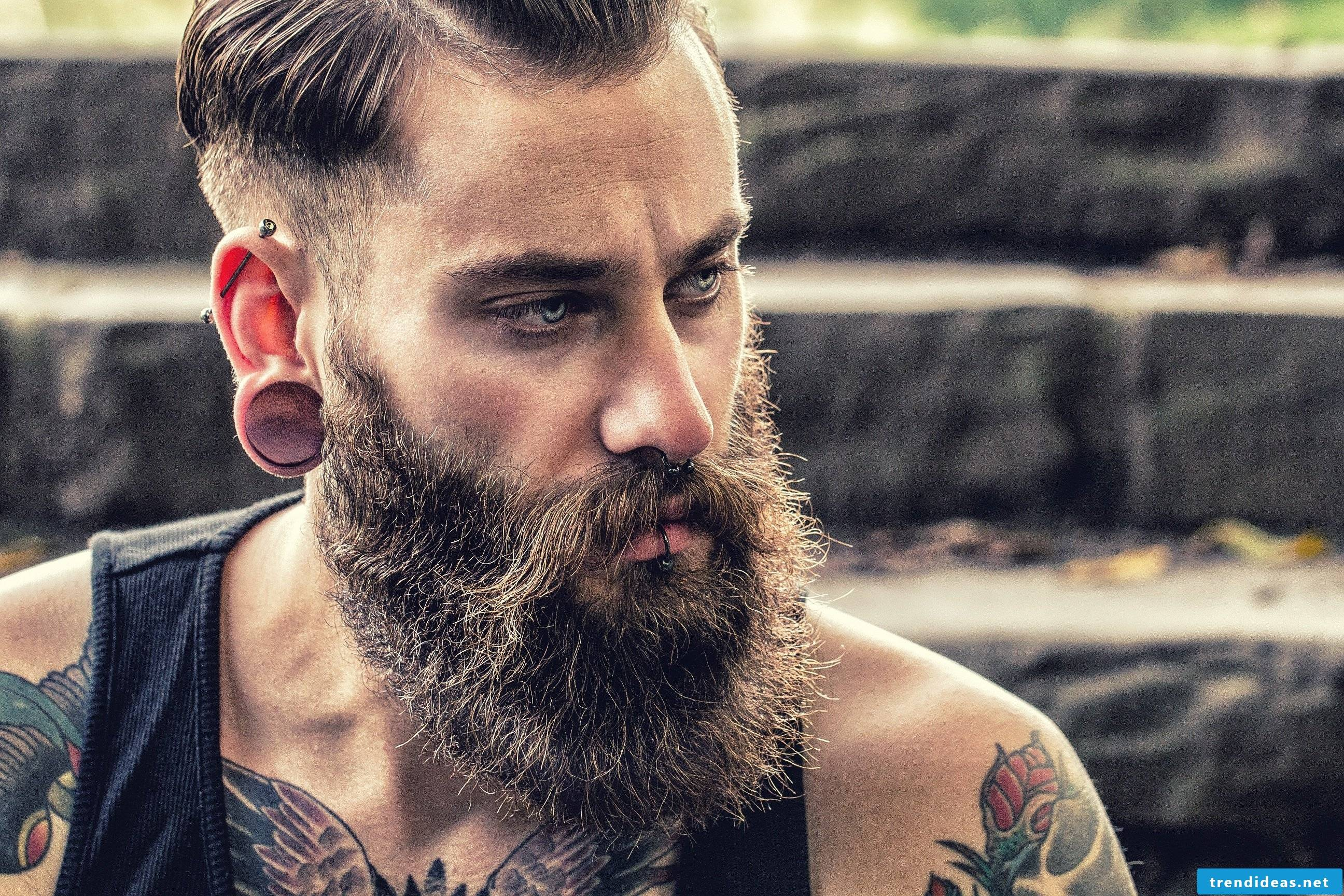 Beard wax let grow beard grow beard growth accelerate