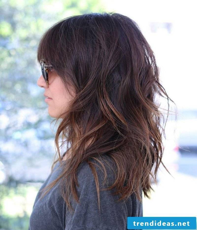 shoulder length haircut stages hairstyle
