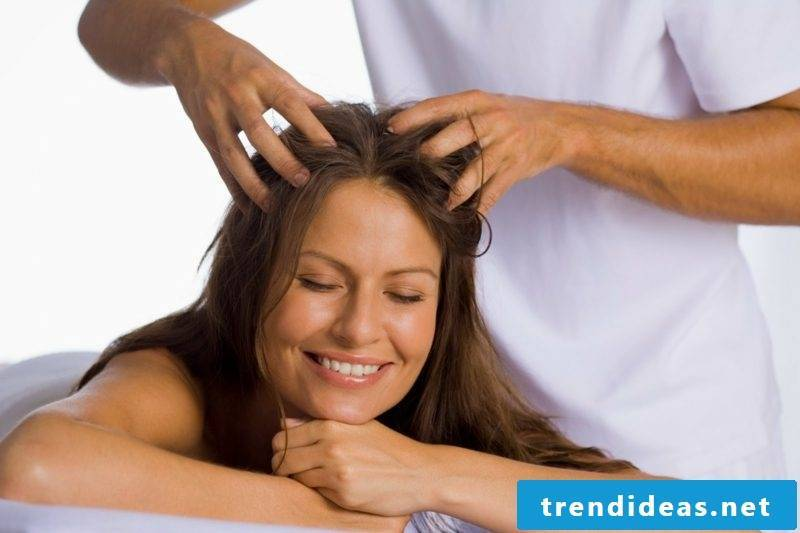 accelerate hair growth with scalp massage