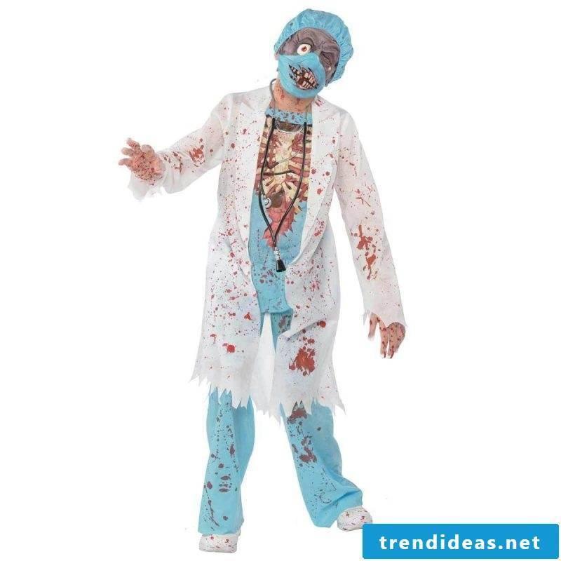 Halloween scary ideas