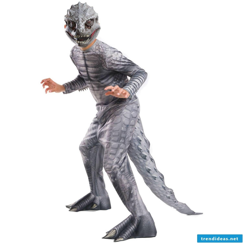 Rex dinosaur costume