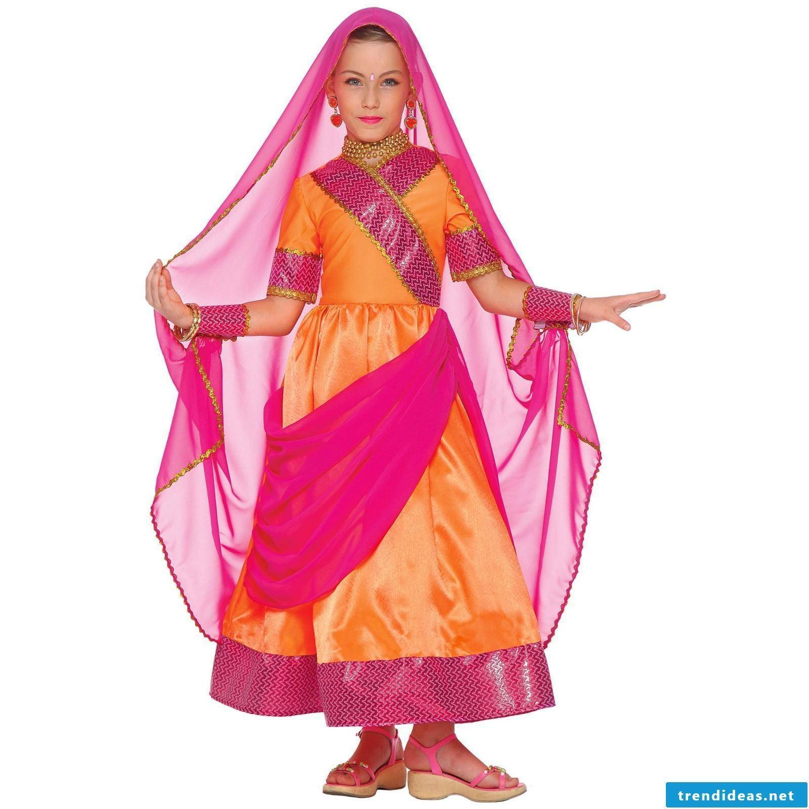 Little Indian princess