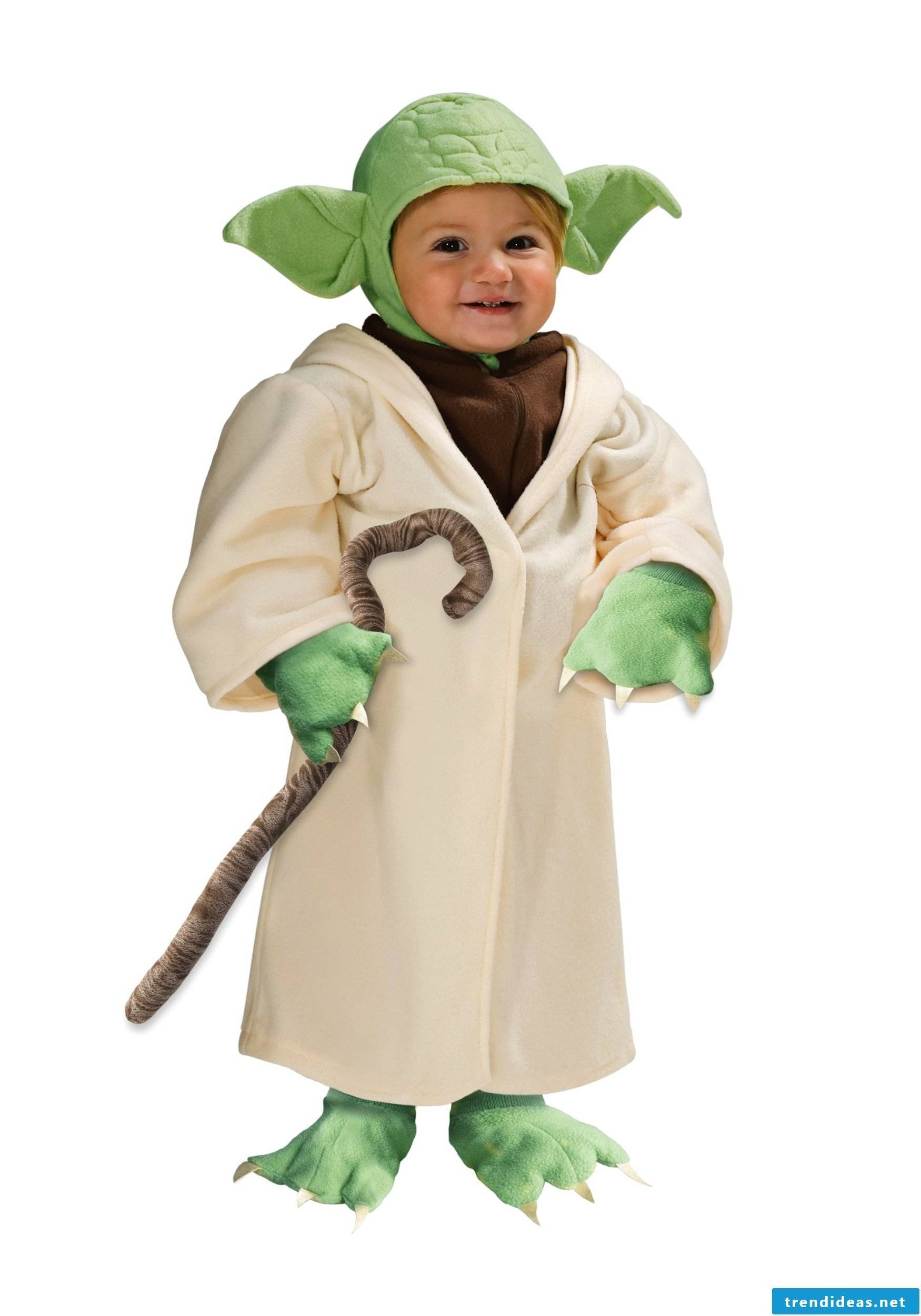 great Star Wars costume - Joda
