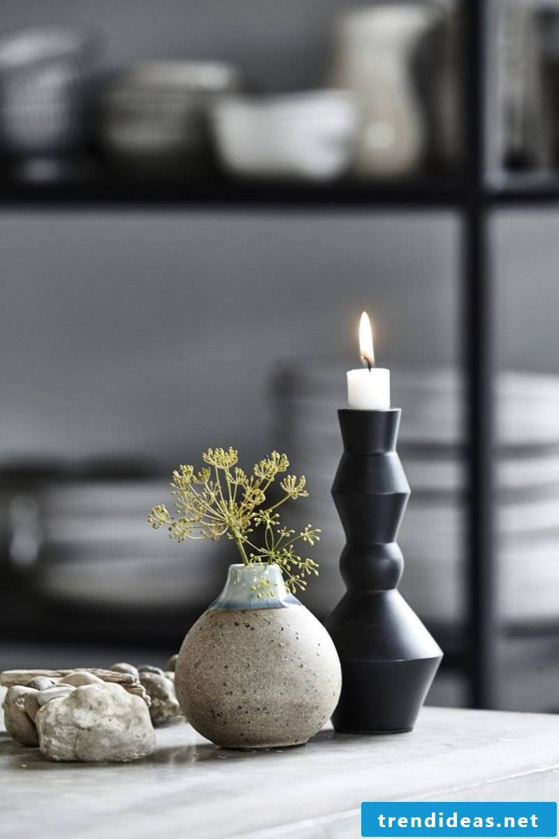 Hygge - light candles