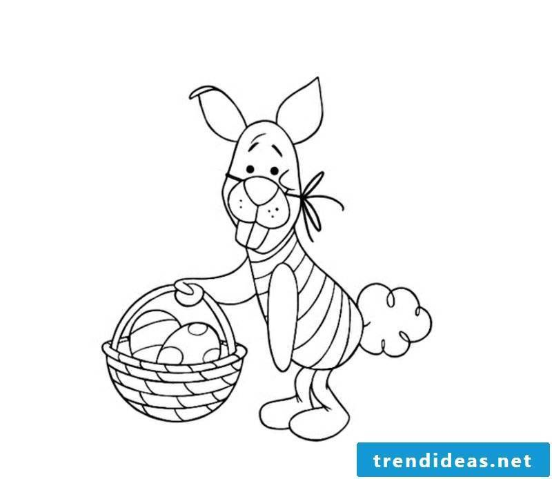 Happy Easter Print images for free inspired by the Disney movies