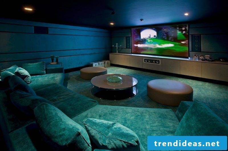 Media furniture will ensure your full entertainment!