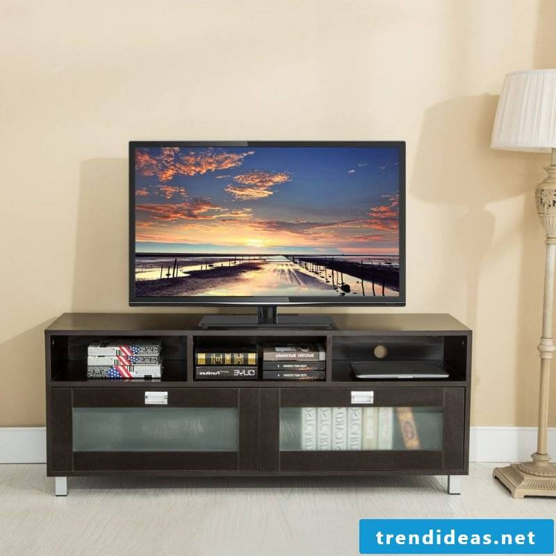 Media furniture: TV cabinet for the living room!