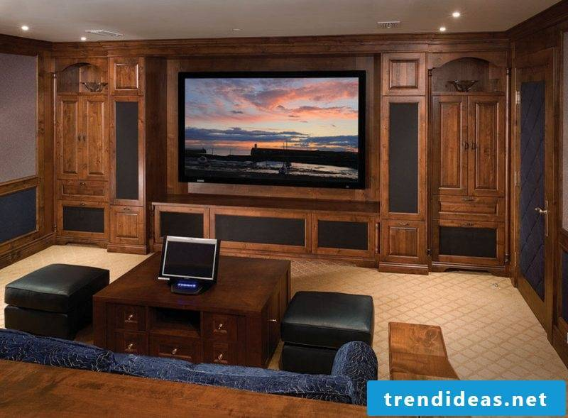 Media furniture for the best home entertainment!
