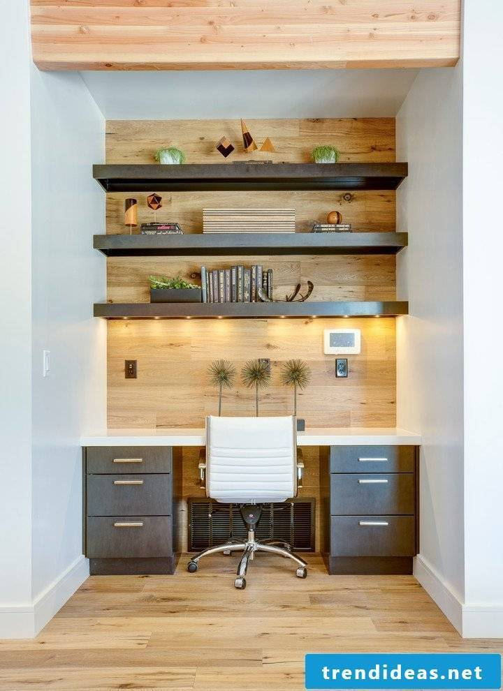 Ergonomically set up your home office