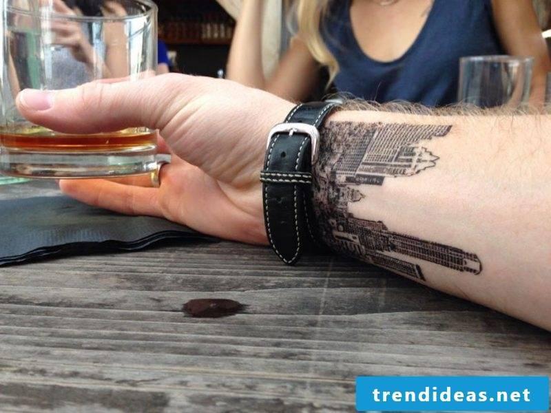 Ephemeral Tattoo or Bio Tattoo?