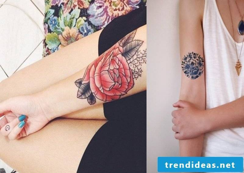 With Ephemeral Tattoo, you do not have to think before tattooing