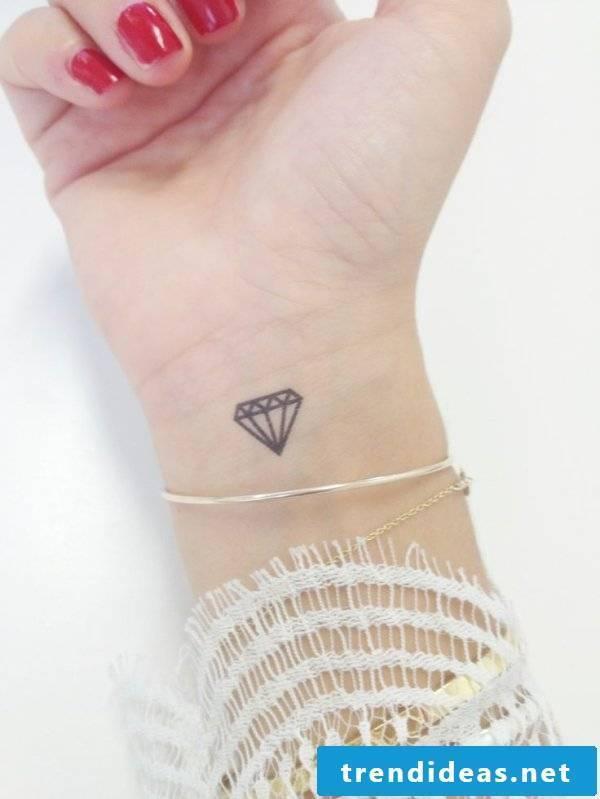 Ephemeral tattoo disappear