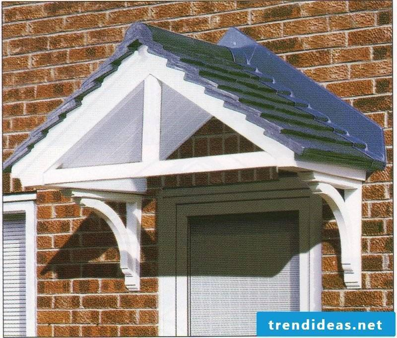 house roof canopy