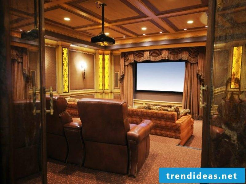 What exactly means stressless home theater can be found here - the most important component