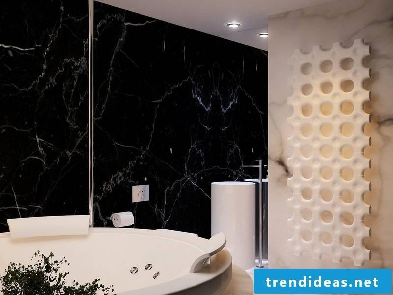extravagant beige marble tiles