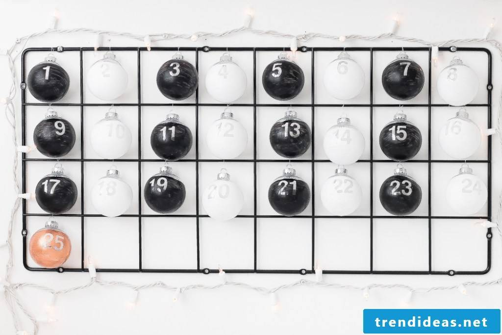 Tinker advent calendar yourself