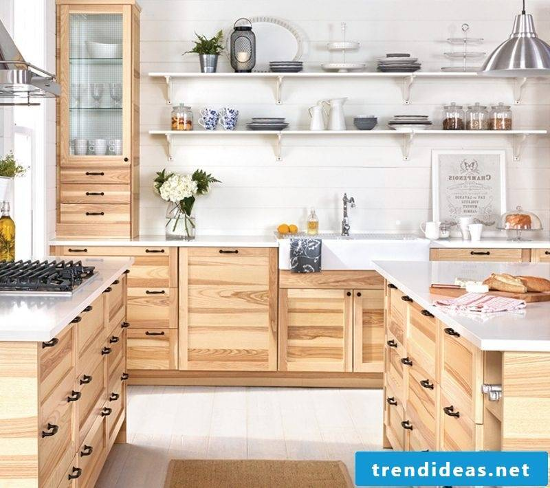 10 Ideas For Correct Kitchen Planning