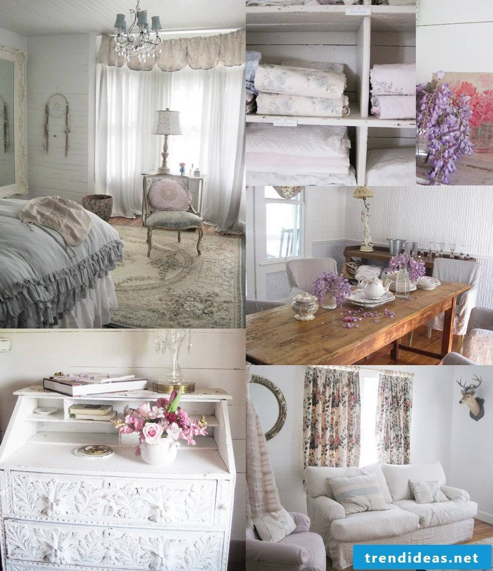 Do the world of Shabby Chic yourself