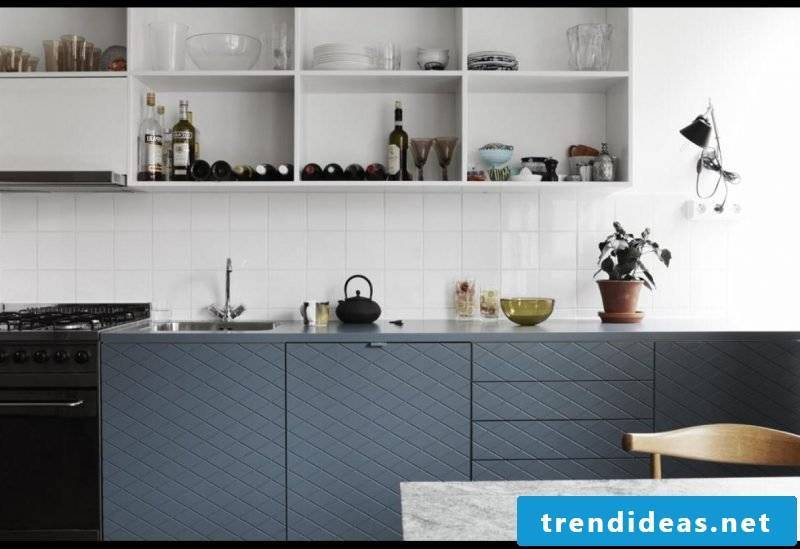 Ikea Besta Regal brings functionality to the kitchen