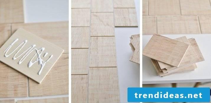 DIY project for Ikea Besta Regal