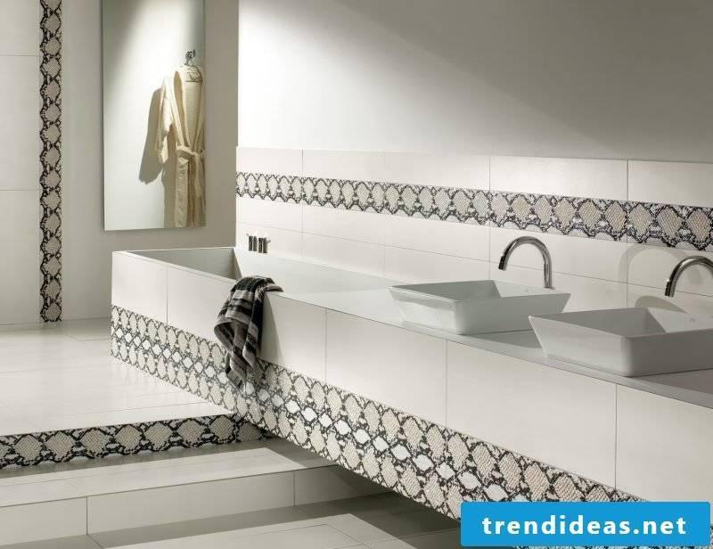 Italian tiles design