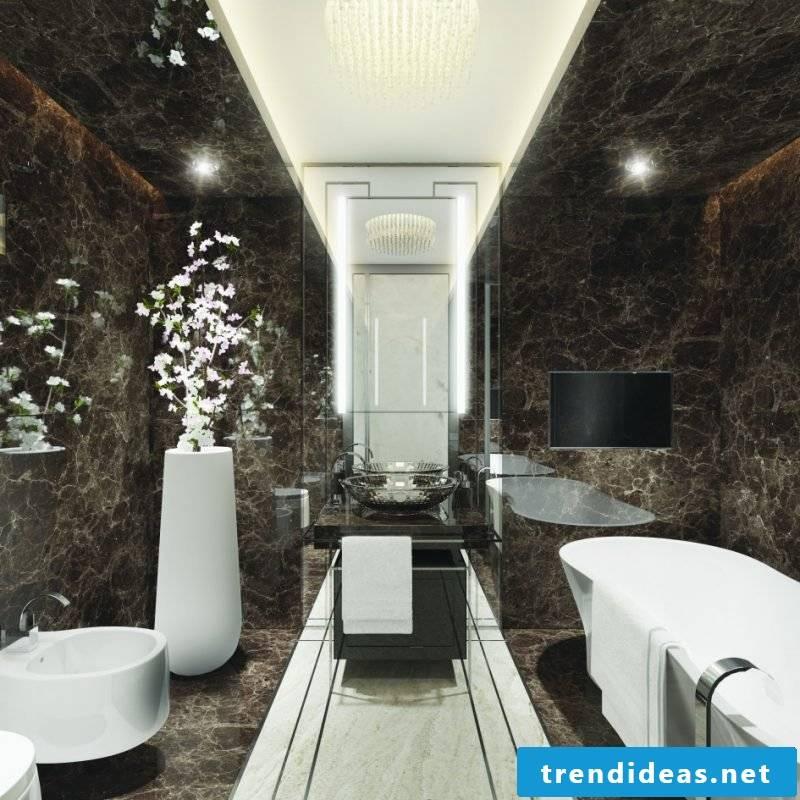 Italian tiles marble