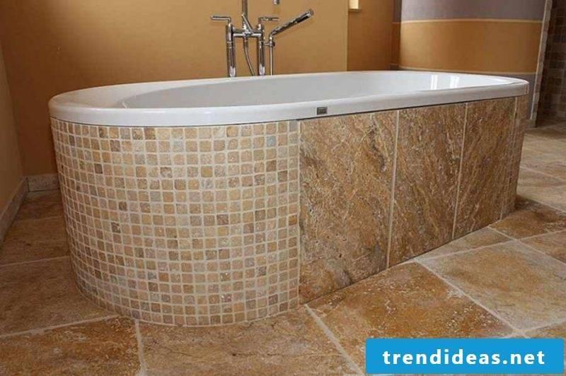 Italian tiles marble mosaic