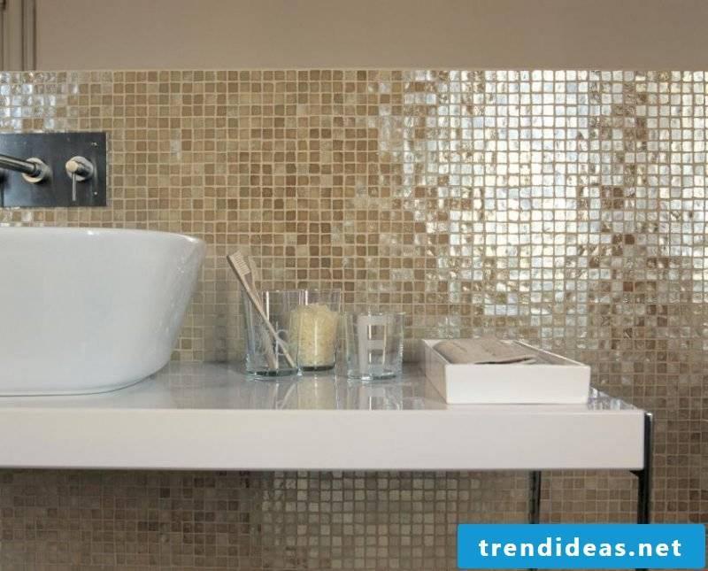 Italian tiles mosaic