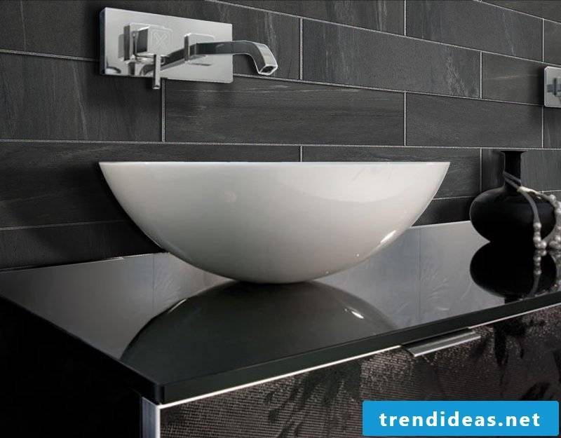 Italian tiles black design