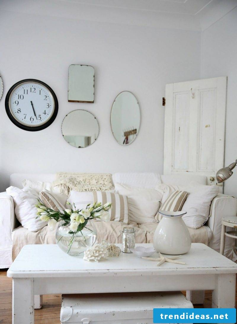 Furniture country style white table wood living room decorating home accessories decorating white country house furniture