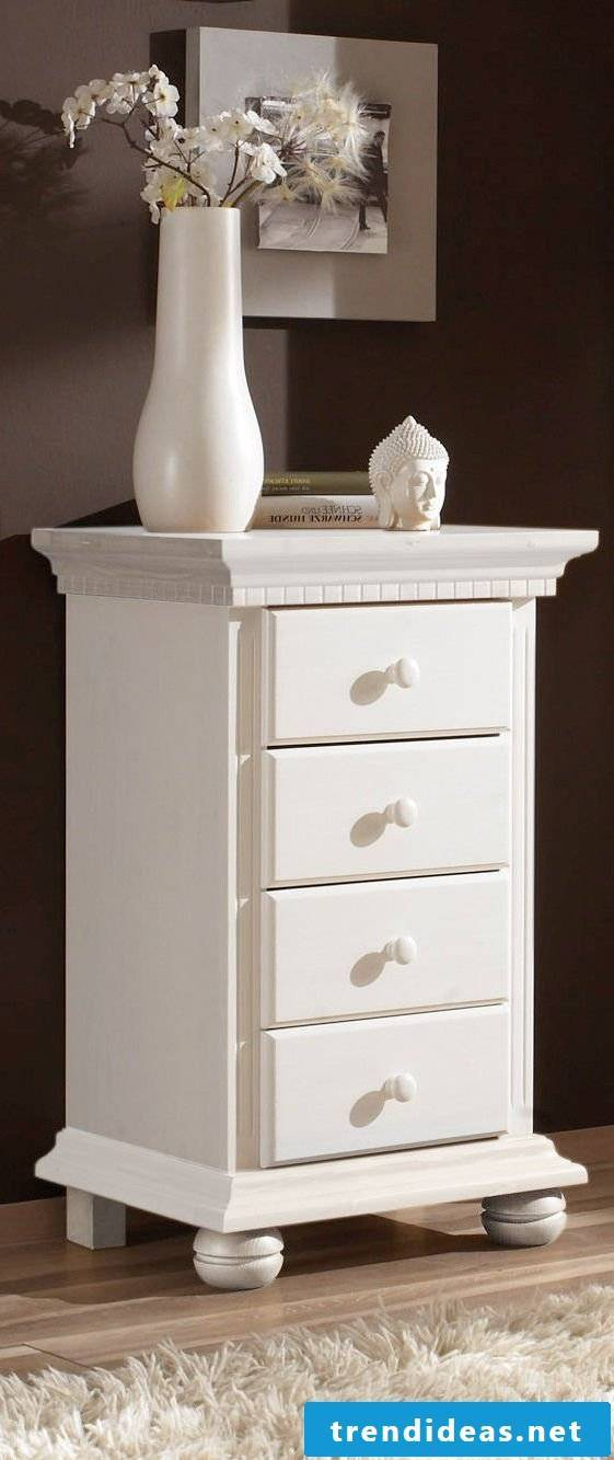 country style furniture dresser white wood spruce design living ideas set up accessories decoration vase
