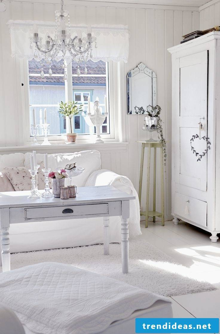 white country furniture furnishing furniture country style white chic ambience sofa table shelf living style ideas