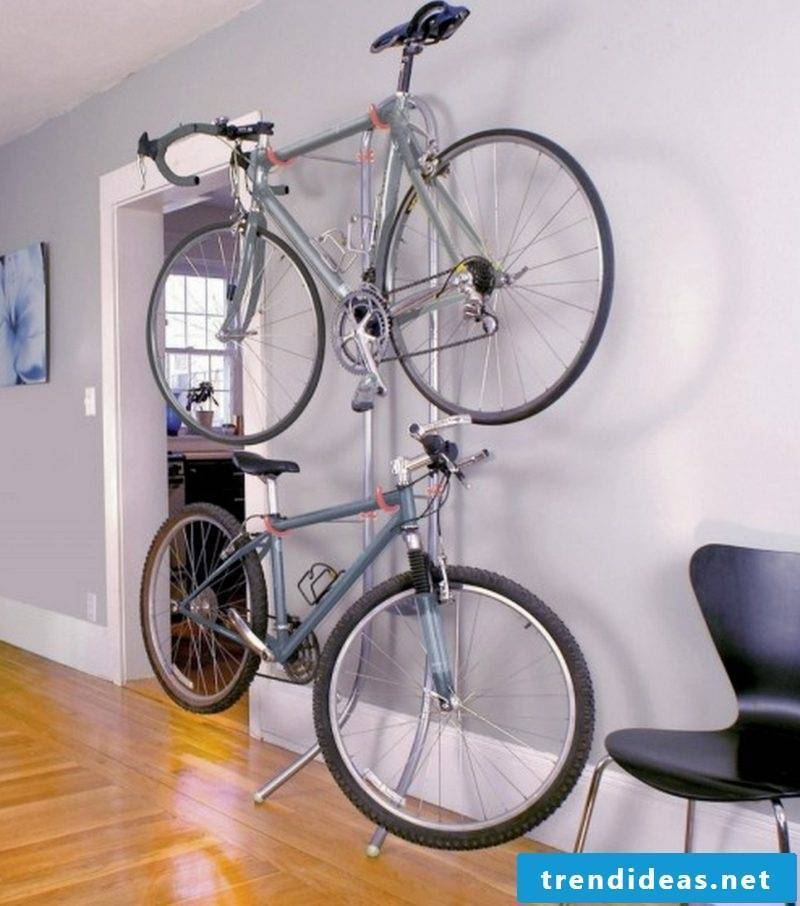 bike holder wall bike 2