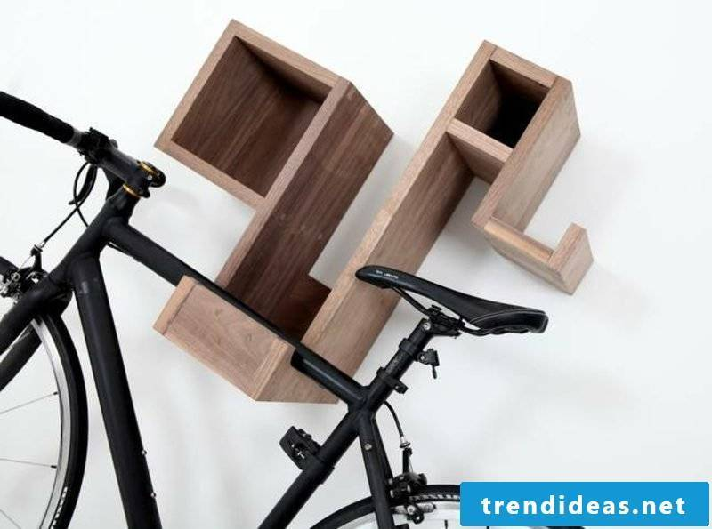 bicycle holder wall pedal