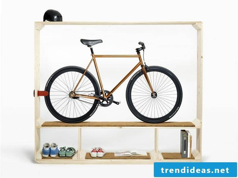 bike holder wall shoesbooksandabike