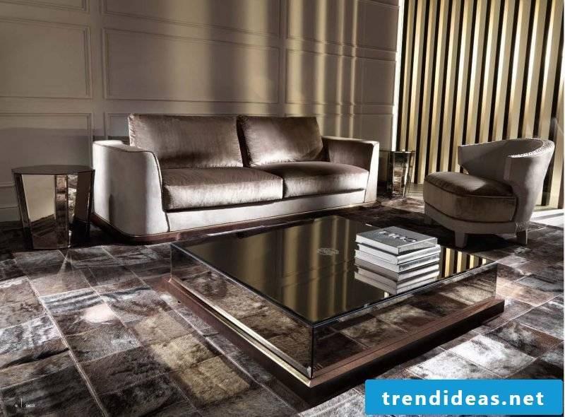 Italian designer furniture: Cavalli!