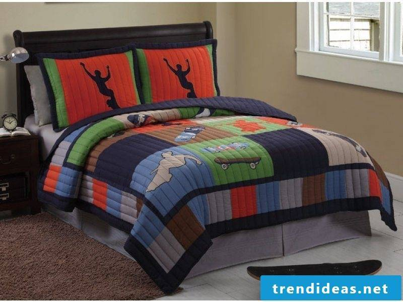 Think of hobby when choosing cool sheets