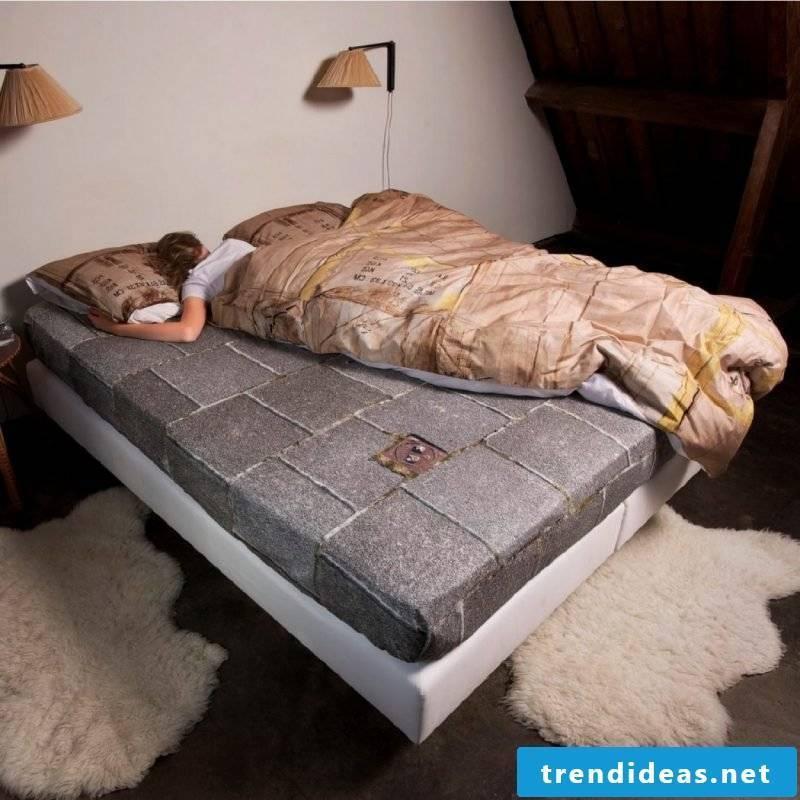 Get unique ideas for cool bedding