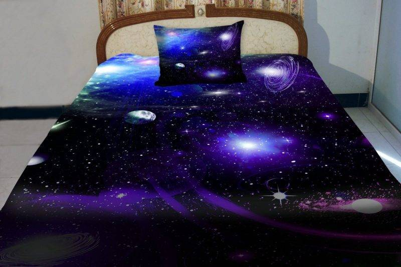 Get inspired by the cool bedding examples