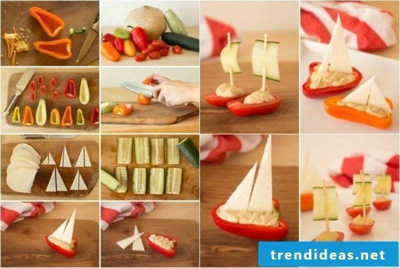 Child Birthday Recipes Finger Food