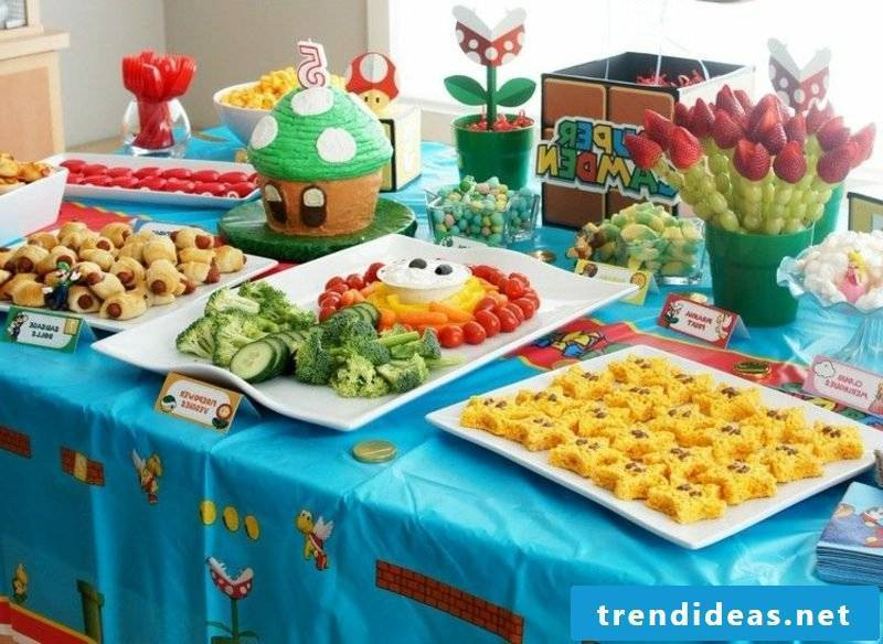 Kindergeburtstag Essen 40 Tasty And Fast Ideas For Party Finger Food