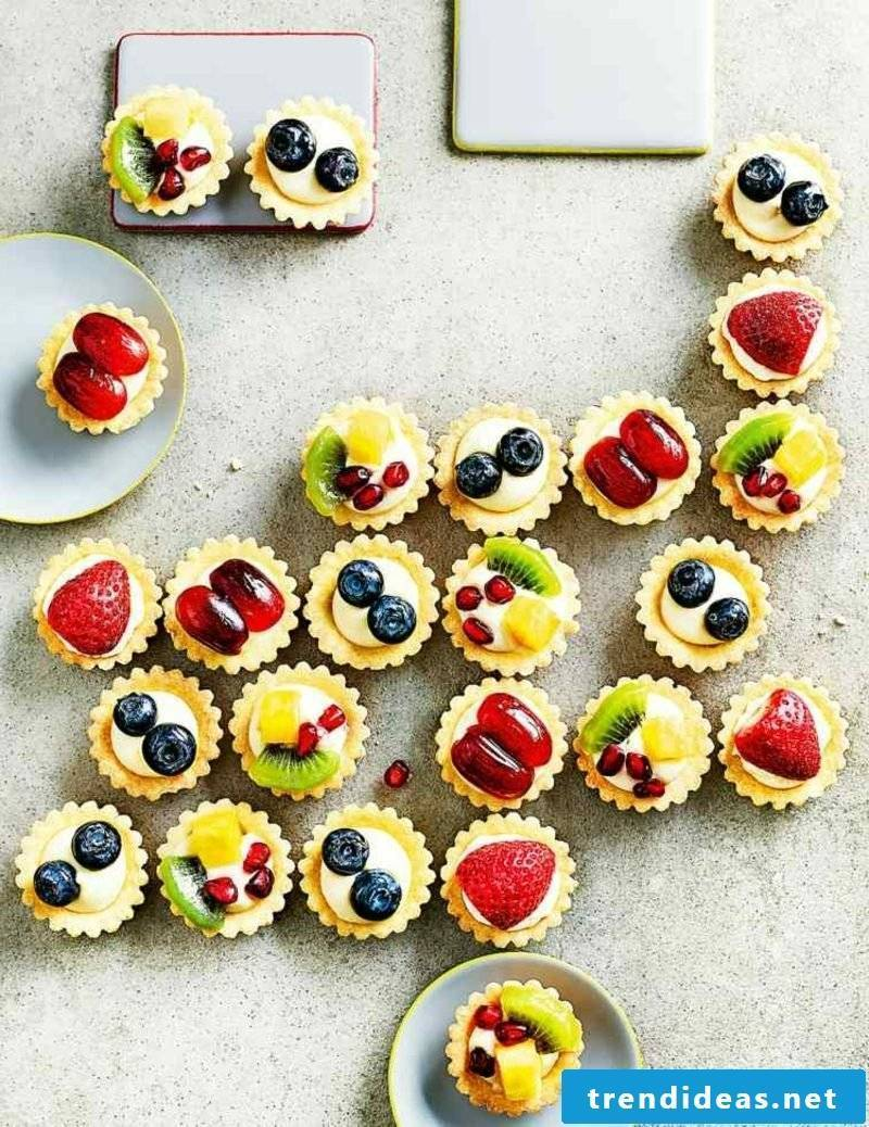 Kids birthday party snacks snacks with fruit