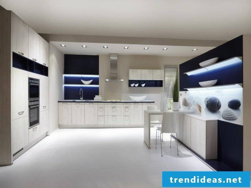 a cosmic kitchen lighting