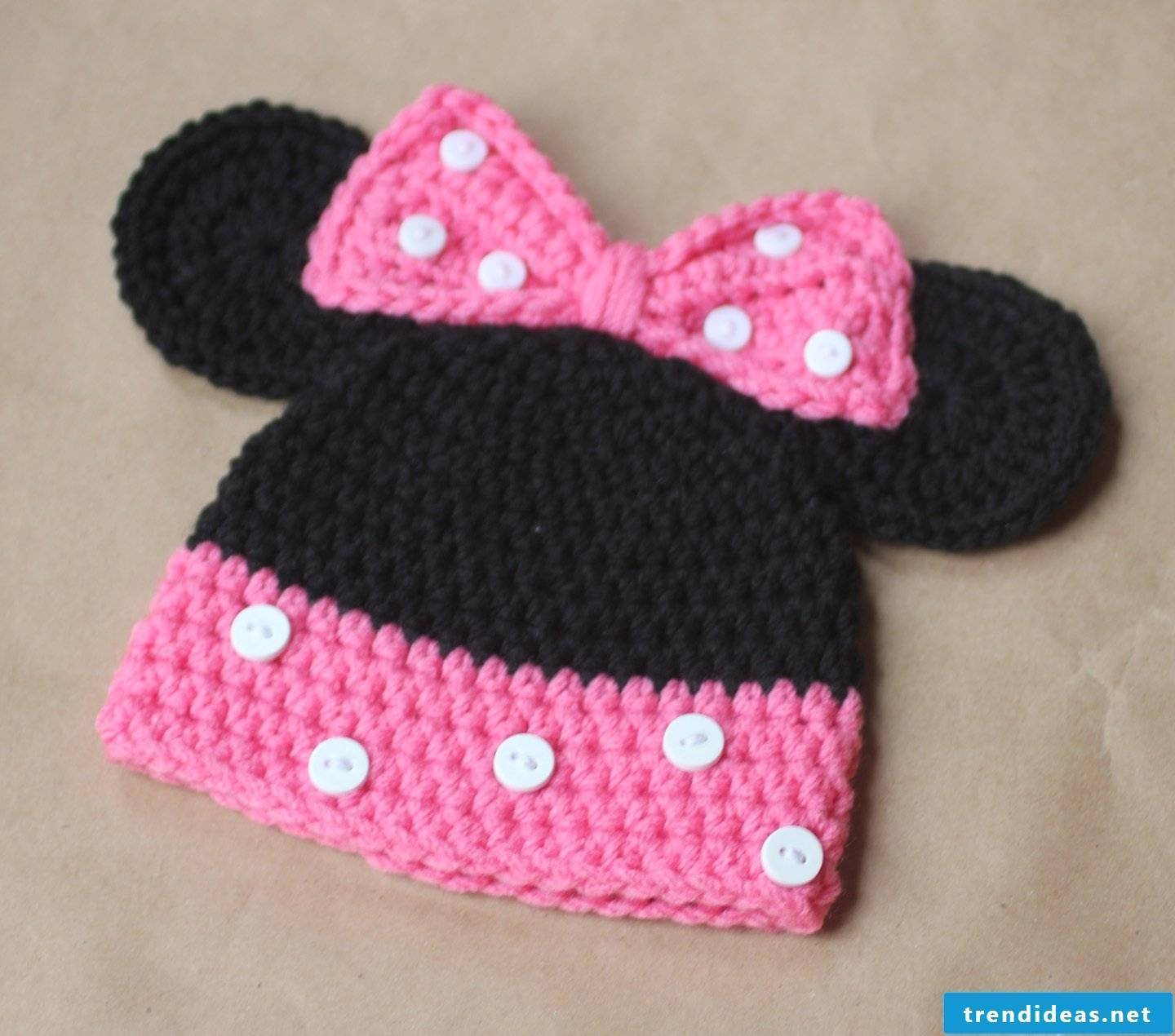 The Minnie beanie