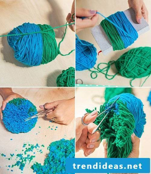 Make PomPom yourself