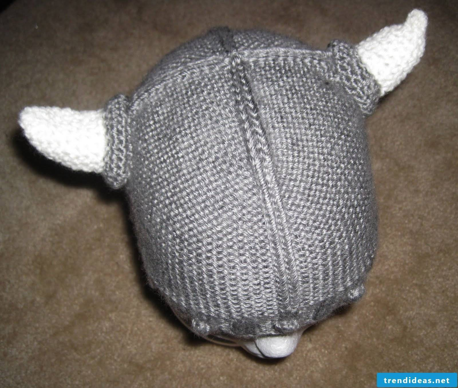 Viking cap