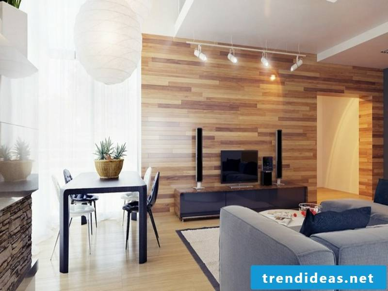 small led lamps in the living room furnishings